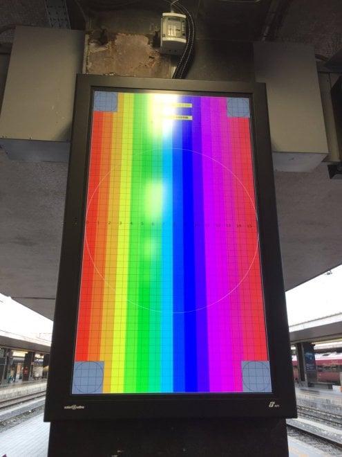 Stazione Termini paralizzata da un black out