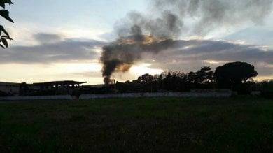 """Osservatorio amianto: """"EcoX brucia ancora i residenti della zona sono esasperati"""""""