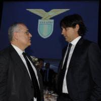 Lazio,  Inzaghi con Lotito si va avanti insieme. Ma Biglia è in bilico e Keita vuole la Juve
