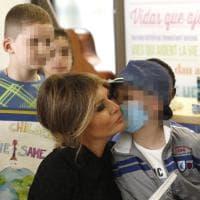 Trump a Roma, la First Lady Melania in visita al Bambino Gesù