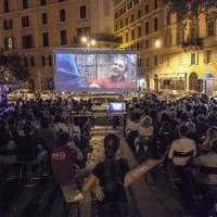 Roma, i ragazzi del cinema America: