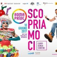"""""""Scopriamoci"""", parte la campagna per il Roma Pride 2017"""
