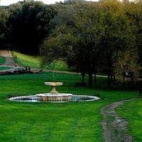 Roma, malore a Villa Pamphilij anziana muore in una fontana