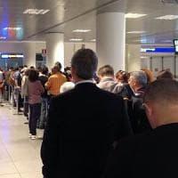 Fiumicino, sistema informatico della British in tilt: oltre 400 i passeggeri