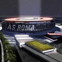 Stadio della Roma, ok dall'aula del Campidoglio il 15 giugno