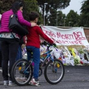 Roma, rogo di Centocelle: due indagati per omicidio plurimo