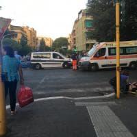 Roma, ha un malore alla guida investe 5 pedoni: due sono gravi