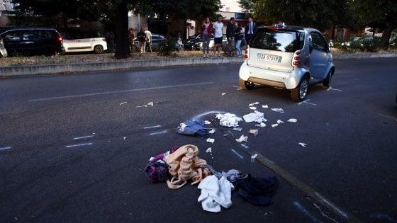 Roma, positiva al drug test: arrestata la donna che ha investito cinque pedoni ai Colli Portuensi