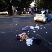 Roma, positiva al drug test: arrestata la donna che ha investito cinque