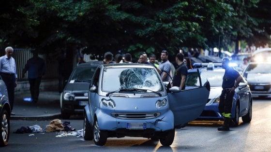 """Roma, investe pedoni ai Colli Portuensi: al volante drogata e senza patente. """"Ma non era sola"""""""