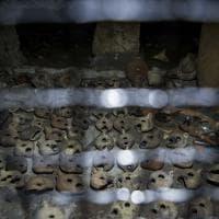 Catacombe Domitilla, presentati i nuovi restauri: ecco il  nuovo museo
