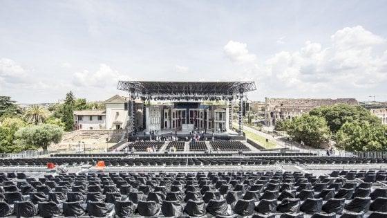 Roma, il musical su Nerone: caos, polemiche e lunghe attese per il debutto