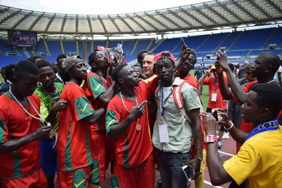 Roma, il torneo dell'Amicizia allo stadio Olimpico