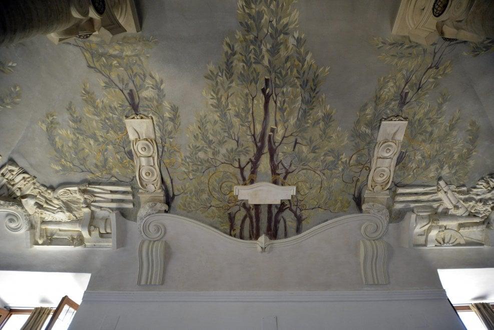 Castel Sant'Angelo segreto: svelate le stanze liberty