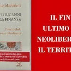 Casetta Rossa, gli inganni della finanza spiegati da Paolo Maddalena