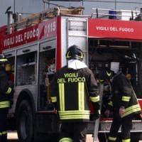 Roma, supermercato in fiamme dopo un furto sulla Portuense: nessuna vittima