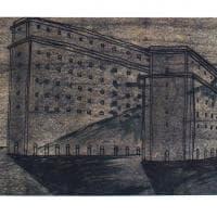 Roma, il segno pittorico di Dario Passi oltre l'architettura