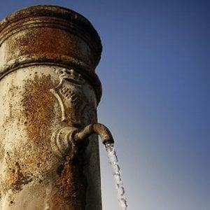 Roma, emergenza acqua: arriva l'ordinanza antisiccità