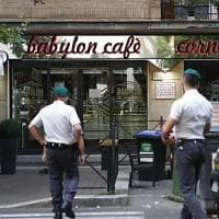 Roma, operazione Babylonia, il sequestro di 46 tra bar, discoteche, ristoranti, pizzerie...