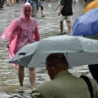 Lazio, allerta meteo: codice giallo per vento e temporali da mercoledì