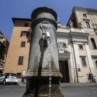 Emergenza siccità, Raggi: