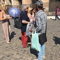Roma, l'ordinanza della sindaca: