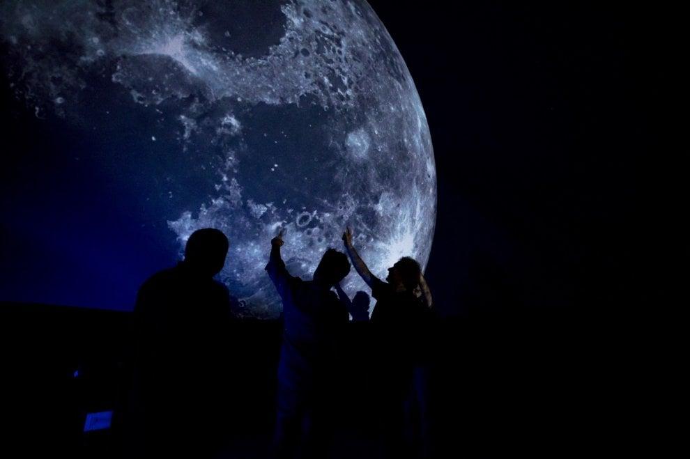 Roma, una nuova casa delle stelle: apre il Planetario alla Ex Dogana