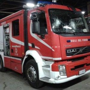 Roma, fiamme in una palazzina sulla Flaminia: salvata donna disabile