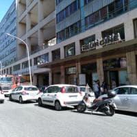 Roma, crolla controsoffitto  all'Eurcine: lievemente feriti tre operai