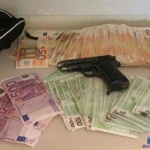 Roma, ricoverato in ospedale con pistola, arrestato