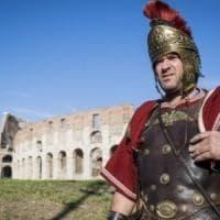 Roma, nuova ordinanza di stop ai centurioni: via dal centro storico