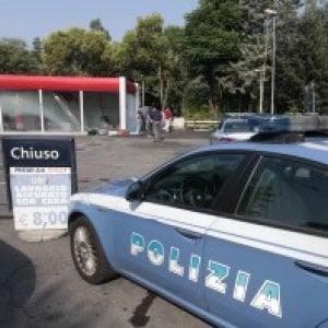 Roma autolavaggio chiuso per sfruttamento dell - Commissariato porta maggiore ...