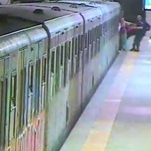 """Roma, incidente metro: il vigilante: """"Povera Natalya, mi è sfuggita dalle mani"""""""