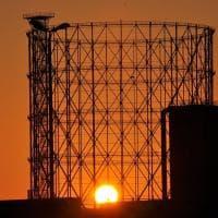 Geometrie e nuvole: i vostri scatti per gli 80 anni del Gazometro di Roma /3