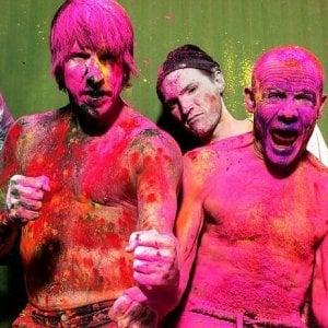 Red Hot Chili Peppers a Capannelle, tutte le informazioni per il concerto di giovedì a Roma