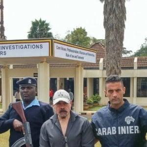 Roma, arrestato in Kenia latitante accusato di 2 omicidi