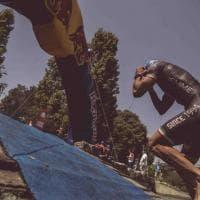 Nuoto, corsa e ciclismo: all'Eur i campioni del Triathlon