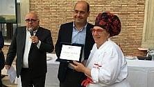 Premiati i migliori chef  c'è anche Anna Dente