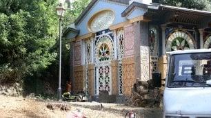 Serra Moresca    video    degrado dopo il restauro
