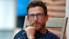 """Di Francesco promuove la squadra: """"Mercato ok"""""""