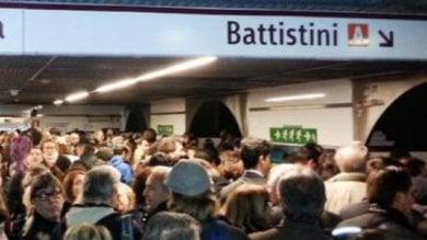 """Metro, stop tra Termini e Arco di Travertino Meleo: """"Ad agosto sacrificio necessario"""""""