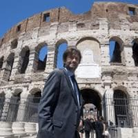 Colosseo superstar, Franceschini: