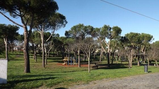 Roma, tubo ferisce bambino di otto anni al parco Papacci: è grave