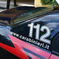 Roma, rissa a colpi di bastone sedata da carabinieri, 2 arresti