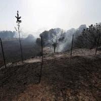 Roma, incendio in via Tiburtina: evacuato stabilimento auto