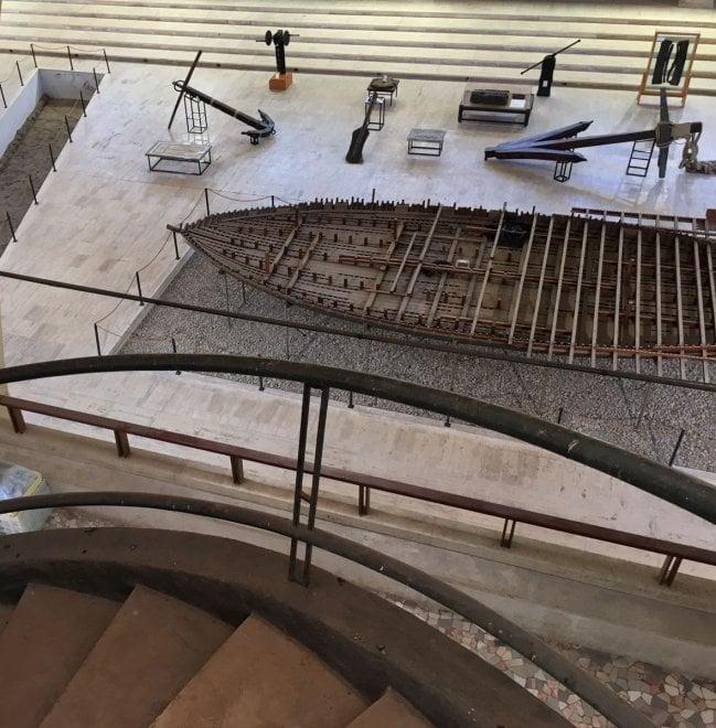Nemi, torna a splendere il Museo delle navi: al via nuovi percorsi