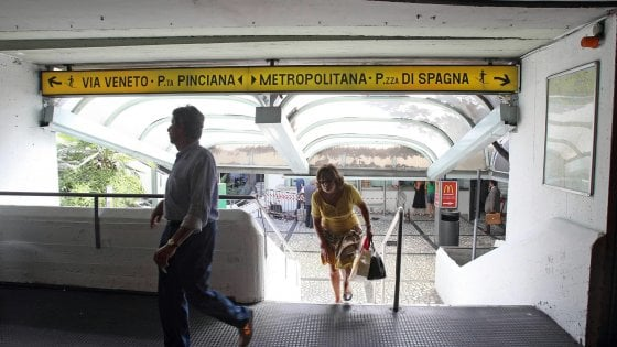 """Roma, parking Villa Borghese: gli investimenti mancati. """"Spreco da 128 milioni"""""""
