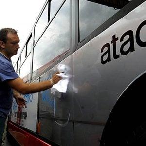 Roma, giugno nero per i bus meno 16,5% di corse