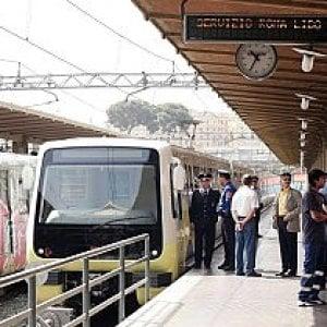 Roma-Lido, pino cade sulla ferrovia: circolazione interrotta per oltre un'ora