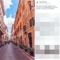 Roma, gaffe social del Comune: